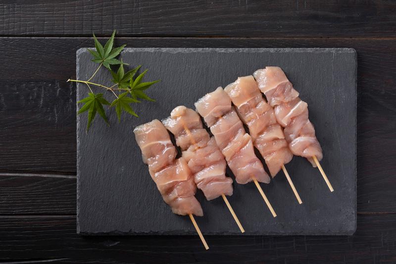 佐賀県産ありたどり焼鳥25本セット(冷凍)